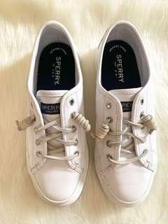 Sperry top sider not lacoste adidas nike