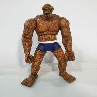 Marvel Legends Thing from Fantastic 4 Boxset
