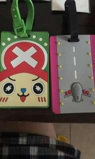 Cute Luggage Tag (2 Designs) #ENDGAMEyourEXCESS