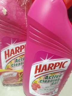 #EndgameYourExcess Harpic toilet bowl cleaner wild flowers