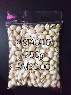 Fresh Pistachio 250g RM20 only