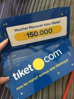 Voucher tiket.com