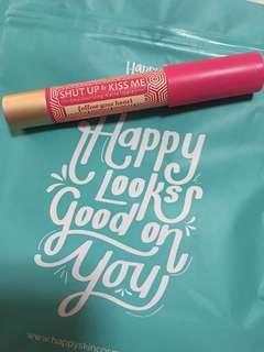 Happy skin moisturizing matte  lippie