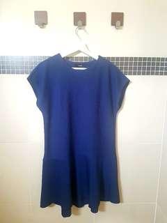 Pomelo blue dress