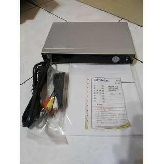 SONY DST-S100T 高階家用數位選台器