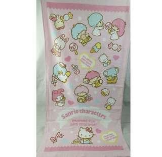 Sanrio 大毛巾