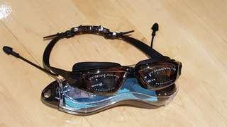 防霧大框近視泳鏡 (送鼻夾及耳塞)