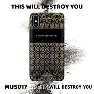 Custom Case Band THIS WILL DESTROY YOU (MUS017)