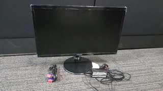 """Samsung 21.5"""" Full HD LED monitor for sale"""