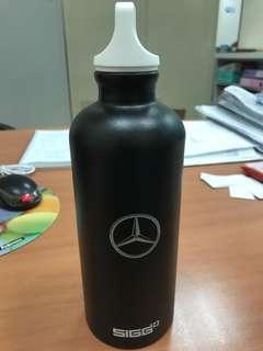 Mercedes water bottle