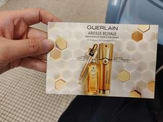 嬌蘭 蜂皇眼唇護理 送試用裝 Guerlain