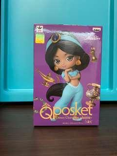 全新 A色 Qposket Disney Characters-Jasmine 茉莉 公主