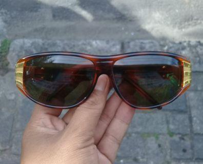 Laura Biagotti Tortoise Shell Eyewear Italy Cat Eye AUTHENTIC