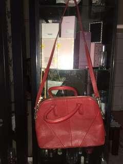 Red Bag Zara