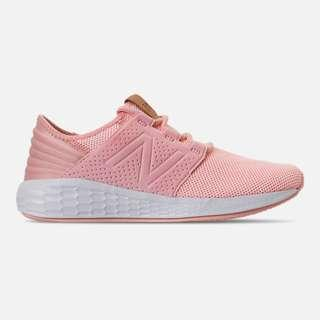 GIRLS' BIG KIDS' NEW BALANCE FRESH FOAM CRUZ V2 RUNNING SHOE跑步鞋
