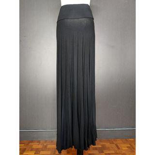 Latin / Ballroom Dance Skirt Black #4