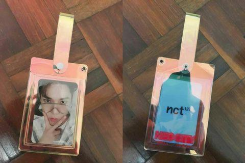 NCT 127 NEO CITY CARD HOLDER