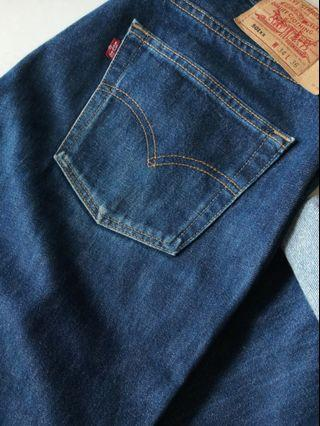 🇺🇸🇺🇸VTG 90s MADE IN USA SCRUBBY LEVI'S 501