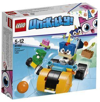 Lego Unikitty 41452 Prince Puppy Corn Trike 2018 101 pcs