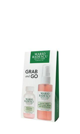 Mario Badescu grab and go drying lotion and spraying mist