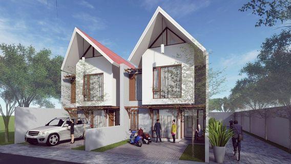 Rumah Mewah 2Lantai Riung Bandung Hanya 700Jutaan