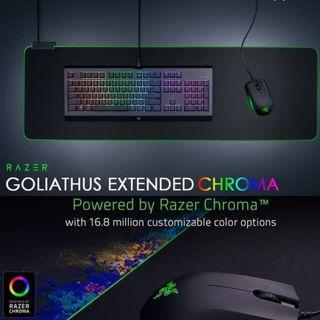 Razer Goliathus Extended Chroma [PERFECT CONDITION]