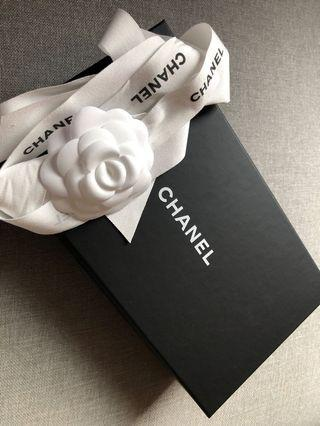 Chanel Long Wallet/Purse/Phone Pouch Box 香奈兒 長銀包盒