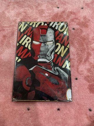 🚚 Iron man board