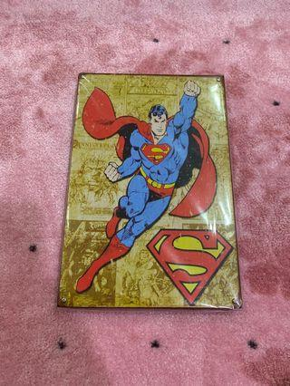 🚚 Superman board