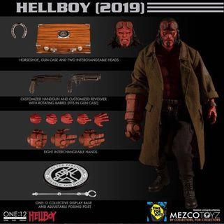 Mezco Toyz - One:12 Collective Hellboy (2019) Not Hot Toys