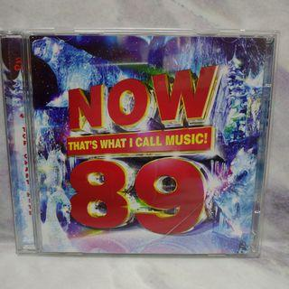 NOW THAT'S WHAT I CALL MUSIC 89 (UK)