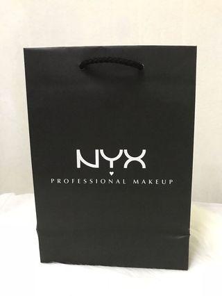 NYX Paper Bag