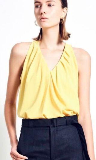 IGC Marigold Yellow Top