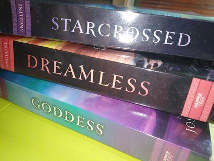 Starcrossed Trilogy by Josephine Angelini