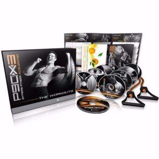Brand New P90X3 DVD Workout set (base kit) for sale in Singapore
