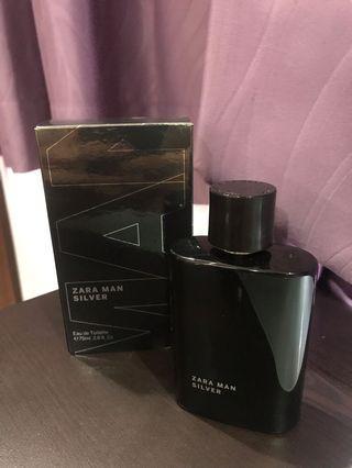 Zara Man Silver Perfume