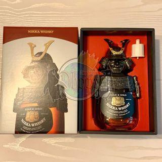 日本直送🇯🇵 日本限量版 余市 武士威士忌 武士酒