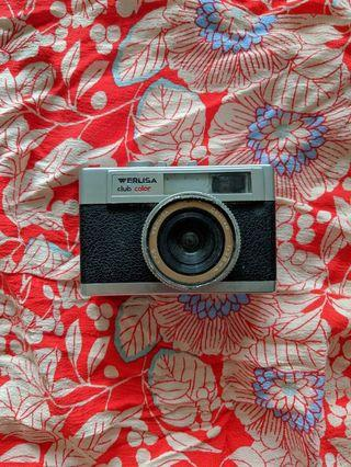 Decorative Vintage film camera