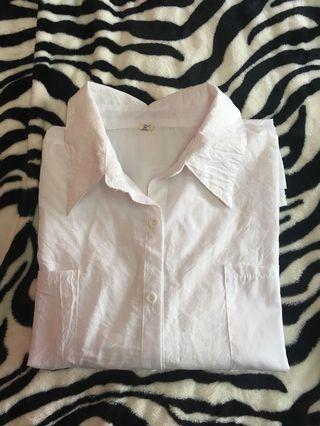 white top zip