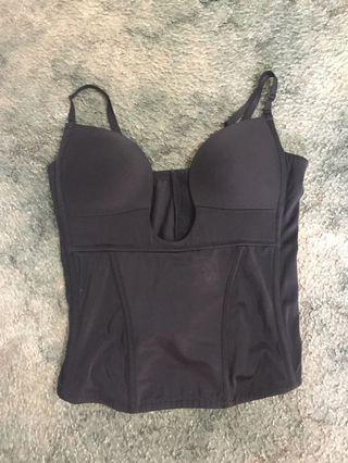 Target 14B plunge corset with zip