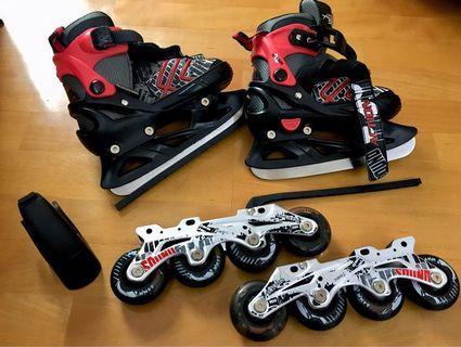 兒童滾軸溜冰 & Roller鞋
