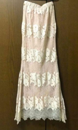 Jovian Lacey Skirt