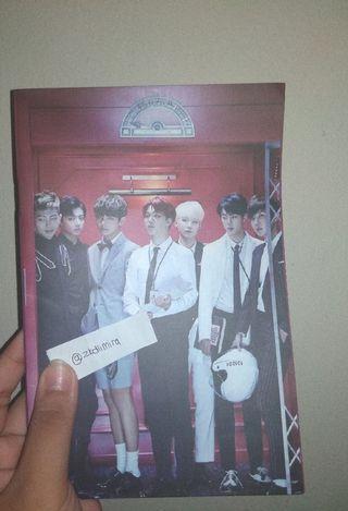 [WTS] BTS notebook