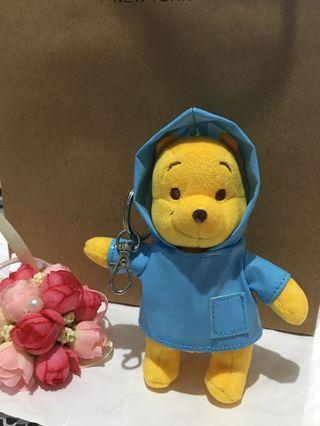 香港Disney 雨衣維尼
