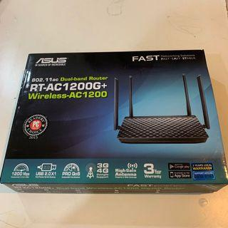 🚚 Asus RT-AC1200G+ Dual Band Router