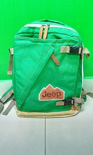 Jeep bag pack