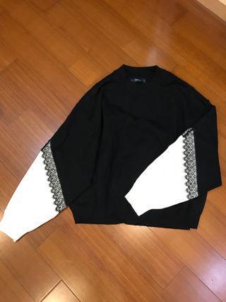 Zara knit 毛衣 超美!超有氣質 美國購入