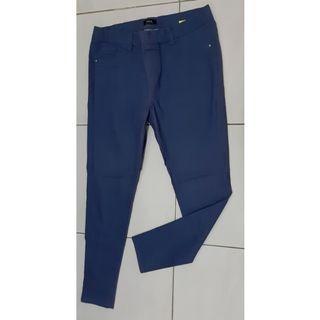 Women blue pants size XXL