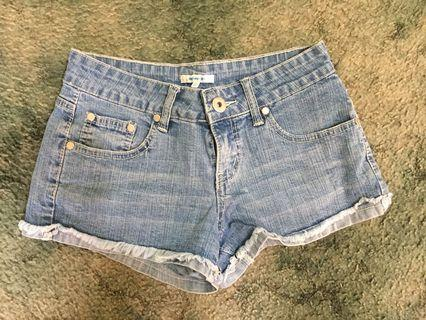 Valleygirl 8 denim shorts