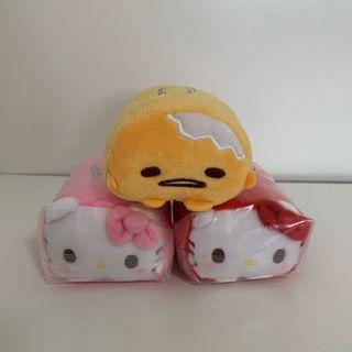Sanrio Characters Stuff Toys (Brand New)